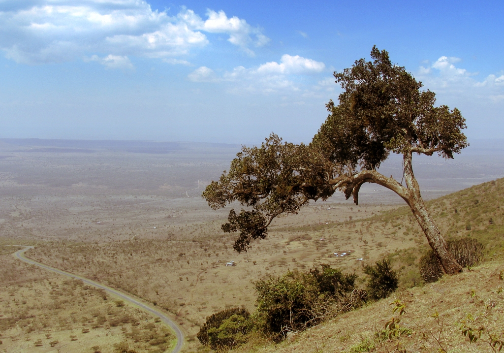 The Rift Valley of Kenya - I am drawn to this place like a magnet is pulling me there.