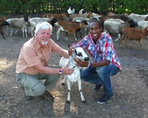 John, Dennis and V2  - 2013