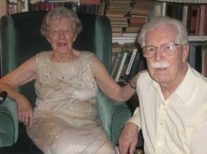 Ruth and Donald Redmond will celebrate 65 years of marriage on August 21. Congratulations!