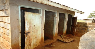 Twiga Girls Latrine