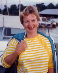 Barb at the Docka