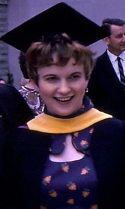 Gradualtion at UWO 1969