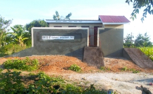 Kadok CanAssist latrines