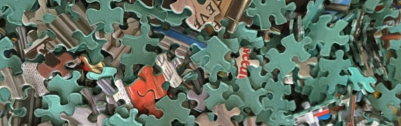 Jigsaw header