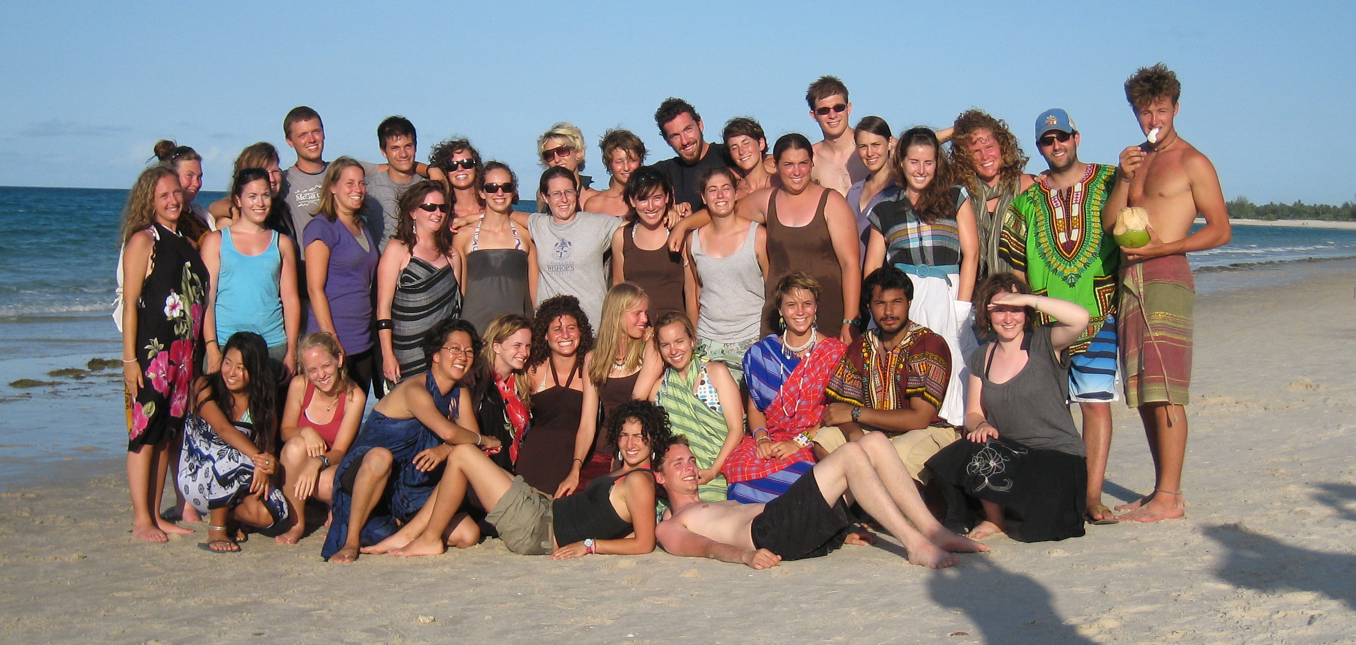 CFSIA beach 2008